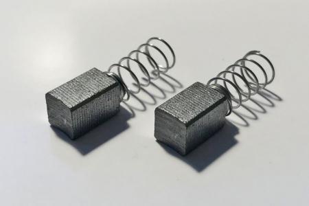 350w Sheep Clipper Carbon Brush